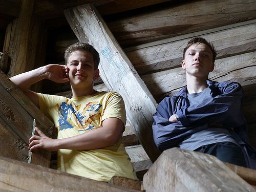 Миссионеры. Два будущих архитектора