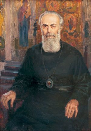 Metropolitan Anthony (Bloom) of Surouzh.