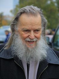 Священник Павел Адельгейм.