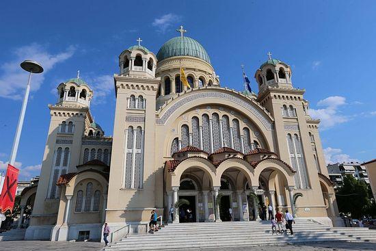 Собор святого Андрея в Патрах