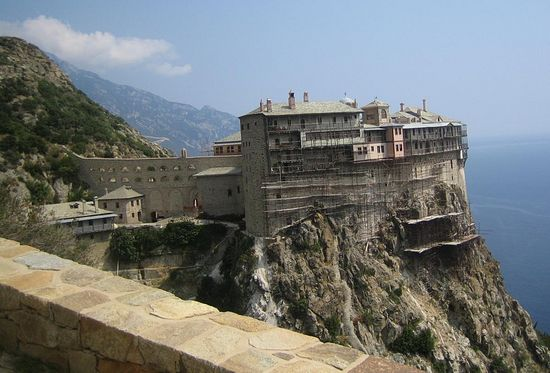 Монастырь Симонопетра