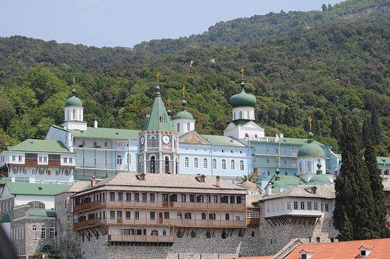 Свято-Пантелеимонов монастырь