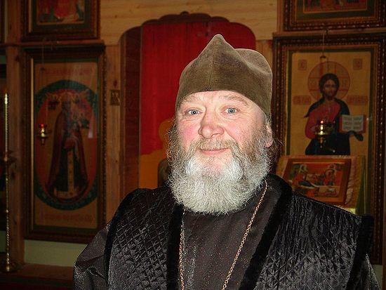 Игумен Виссарион