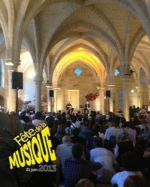 Праздник музыки 21 июня 2013 г.