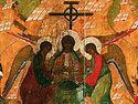 Об Успенском посте и о Кресте Христовом