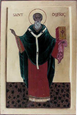 Св. Дифриг Валлийский