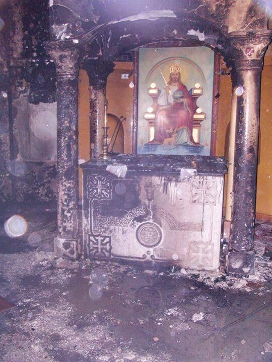 Церковь святого Георгия в Асьюте