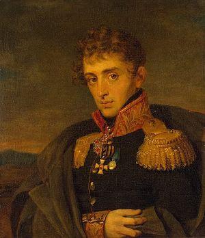 Портрет Александра Алексеевича Тучкова
