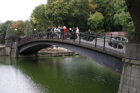 Смоленск. Горбатый мост