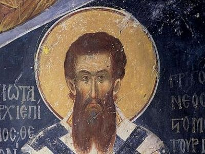 Second Sunday of Lent, St. Gregory Palamas
