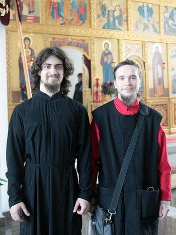Миссионеры из Москвы и Санкт-Петербурга