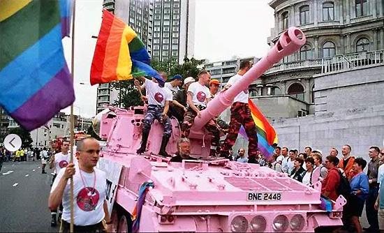 Франция о запрете гомосексуализма