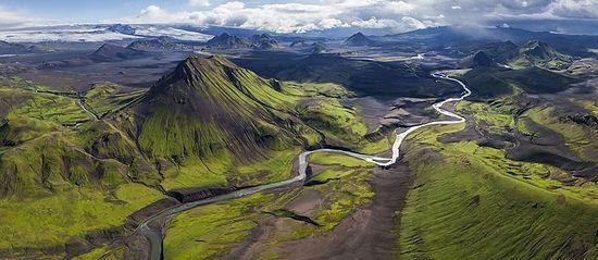 Исландия, Национальный парк Фьяллабек