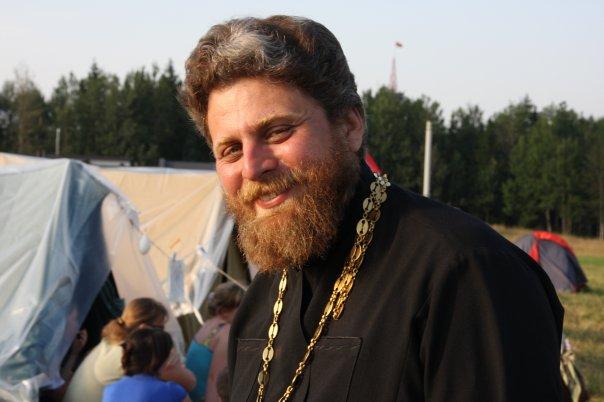 Протоиерей Иоанн Тронько.