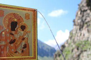 Моздокская икона Божией Матери - древняя покровительница Кавказа