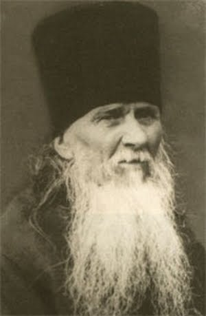 St. Ambrose of Optina.