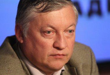 Анатолий Карпов. © РИА «Новости» / Владимир Федоренко.