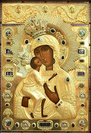 Икона Божией Матери Феодоровская. Празднование 14/27 марта, 16/29 августа
