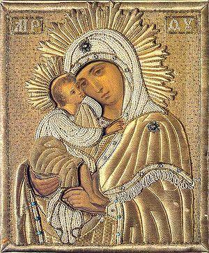 Икона Божией Матери Донска