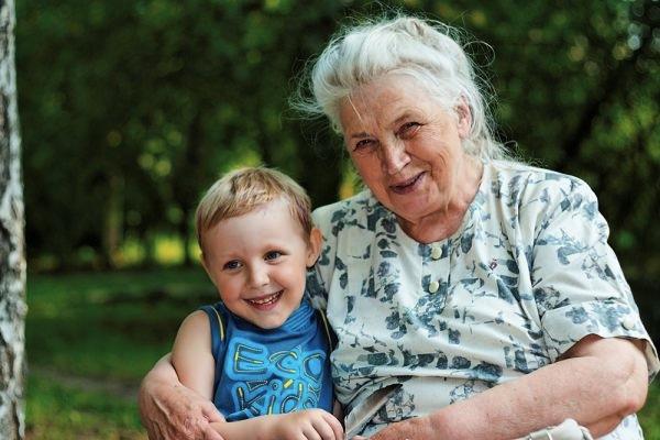 Внук взял бабушку фото 248-6