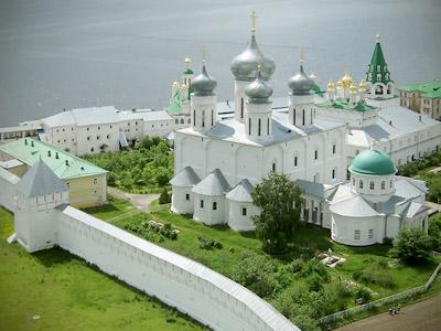 Храмы летней Руси с высоты птичьего полета