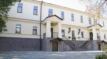 Здание Киевской Духовной Академии и семинарии