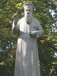 Памятник Косме Этолийскому (город Фермо)