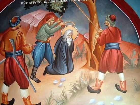 132973.p Всемирното Православие - СВ. РАВНОАПОСТОЛEН КОЗМА ЕТОЛИЙСКИ