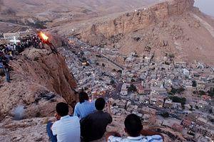 Фото: Bassem Tellawi / AP