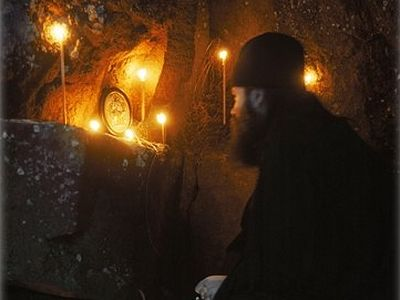 Отец Валериан, Петенька-здоровяк и умиление