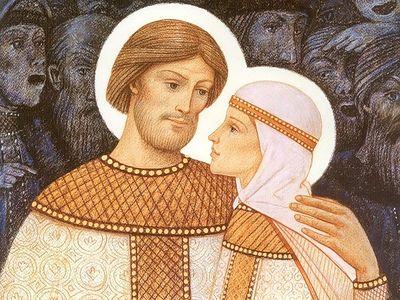 «Брак не для себя и тем более не для людей — он для Господа»