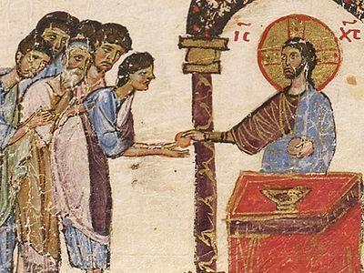 Происхождение Последования ко Святому Причащению