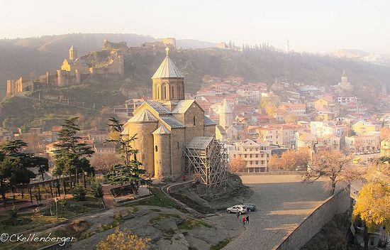Тбилиси. Фото: Келленбергер