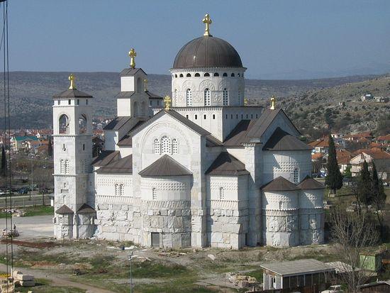 Собор Воскресения Христова, Подгорица, Черногория
