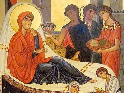 Успение богородицы: иконы, история, молитвы.
