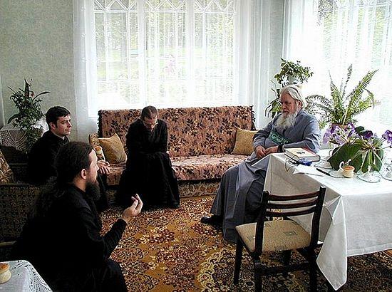 В гостях у митрополита Корнилия