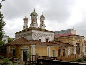 Церковь Иоанна Златоуста Богородице-Рождественского монастыря. Фото: Олег Гусаров / sobory.ru