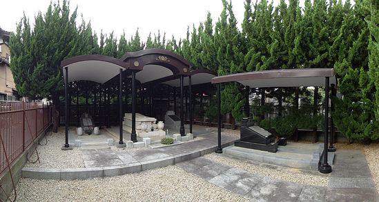 Могила святого Николая Японского.