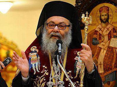 Монастырь св. Феклы в Маалюле в смертельной опасности