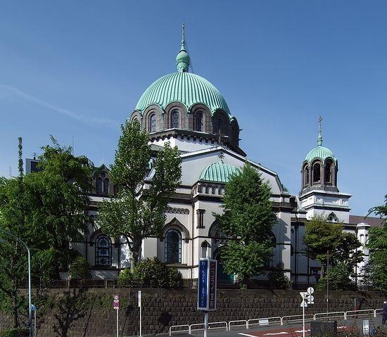 Воскресенский собор г. Токио