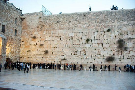 Стена плача. Иерусалим. Фото: Гурий Балаянц / Православие.Ru