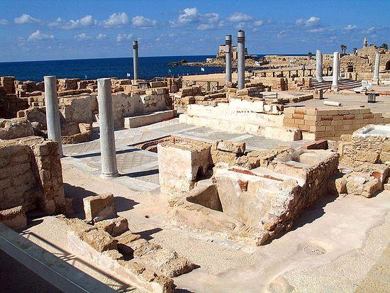Кесария Палестинская