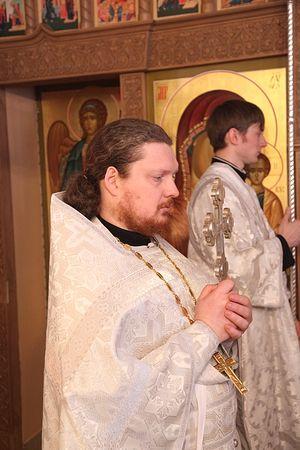 отец Сергий Кляев, фото священника Дионисия Каменщикова.