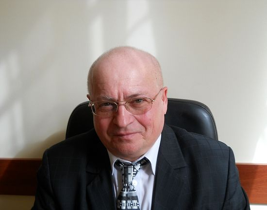 Алексей Алексеевич Протопопов.