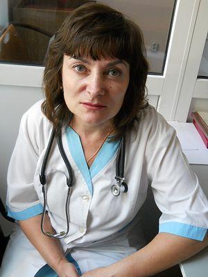 Ирина Шалотина.