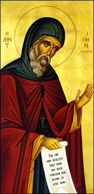 St. John Cassian.