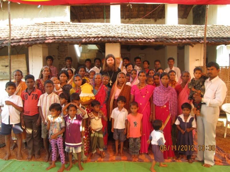 Православные индийцы