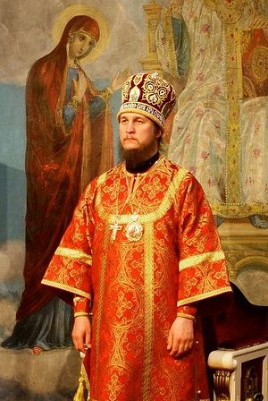 Bishop Pachomy (Bruskov) of Pokrov and Nicholaevsk.