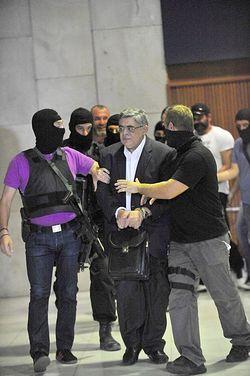 Арест Никоса Михалолиакоса