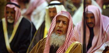 Grand Mufti of Saudi Arabia Abdulaziz Bin Abdullah